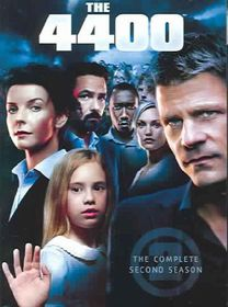 4400:Complete Second Season -(parallel import - Region 1)