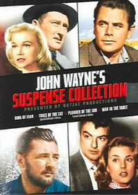 Suspense Collection - (Region 1 Import DVD)