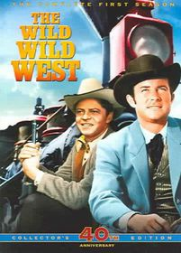Wild Wild West:Complete First Season - (Region 1 Import DVD)
