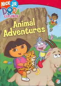 Dora the Explorer:Animal Adventures - (Region 1 Import DVD)