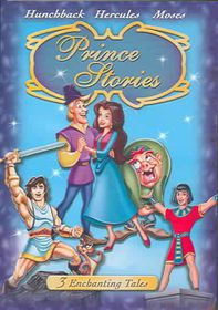 Prince Stories - (Region 1 Import DVD)