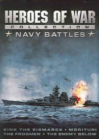 Heroes of War Collection - Navy Battles - (Region 1 Import DVD)