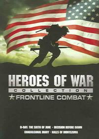 Heroes of War Collection - Frontline Combat - (Region 1 Import DVD)