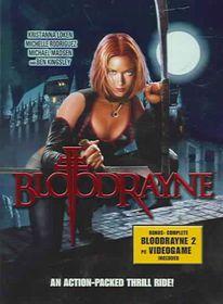 Bloodrayne - (Region 1 Import DVD)