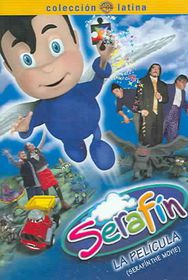 Serafin:La Pelicula (Movie) - (Region 1 Import DVD)