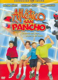 Atletico San Pancho - (Region 1 Import DVD)