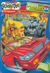 What's New Scooby-Doo? Vol. 9: Route Scary6 - (Region 1 Import DVD)