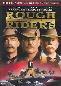 Rough Riders - (Region 1 Import DVD)