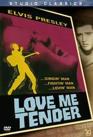 Love Me Tender - (Import DVD)