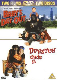 Baby's Day Out / Dunston Checks In - (Import DVD)