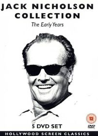 Jack Nicholson Collection The Early Years - Import DVD