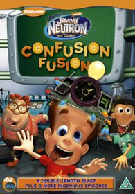 Jimmy Neutron-Confusion Fusion - (Import DVD))