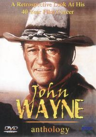 John Wayne Anthology (Import DVD)