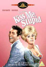 Kiss Me Stupid (1964) - (DVD)