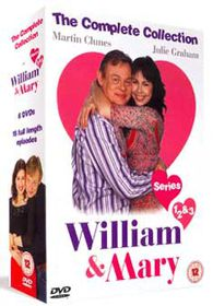 William And Mary Series 1-3 - (Import DVD)