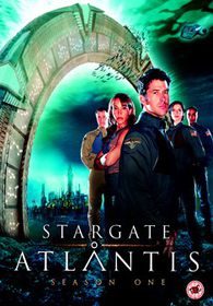 Stargate Atlantis - Season 1 (Import DVD)