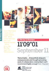 11'09''01  - (Import DVD)