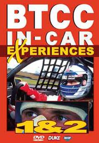 Btcc In-Car Experience 1 & 2  - (Import DVD)