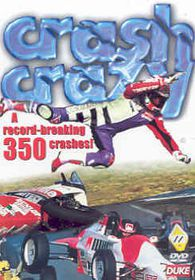 Crash Crazy  - (Import DVD)