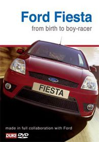 Ford Fiesta-Birth To Boy Racer - (Import DVD)