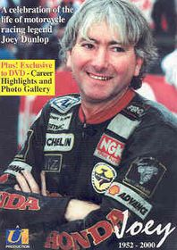 Joey Dunlop 1952-2000.  - (Import DVD)