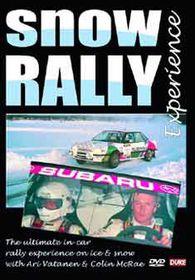 Snow Rally Experience  - (Import DVD)