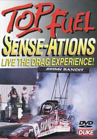 Top Fuel Sensations  - (Import DVD)