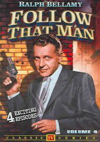 Follow That Man Vol 4 - (Region 1 Import DVD)