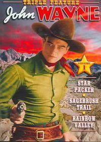 Star Packer/Sage Brush Trail - (Region 1 Import DVD)