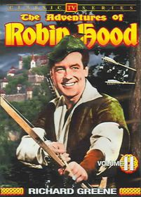 Adventures of Robin Hood Vol 11 - (Region 1 Import DVD)