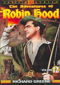Adventures of Robin Hood Vol 12 - (Region 1 Import DVD)