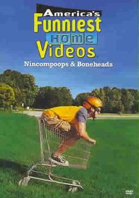 America's Funniest Home Videos - Nincompoops and Boneheads - (Region 1 Import DVD)