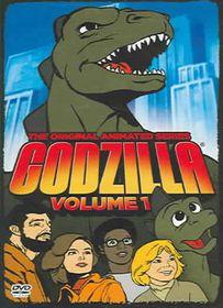 Godzilla: The Original Animated Series - Vol. 1 - (Region 1 Import DVD)