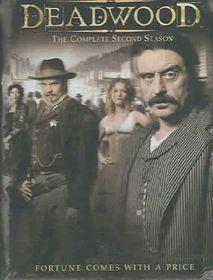 Deadwood:Complete Second Season - (Region 1 Import DVD)