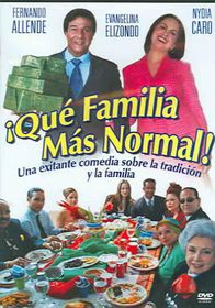 Que Familia Mas Normal Vol 1 - (Region 1 Import DVD)