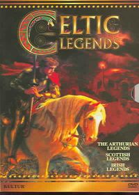 Celtic Legends - (Region 1 Import DVD)