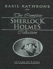 Complete Sherlock Holmes Collection - (Region 1 Import DVD)