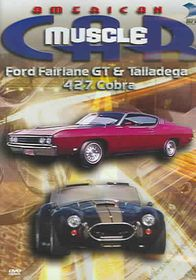 American Muscle Car:Ford Fairline Gt - (Region 1 Import DVD)