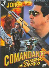 Comandante Cuerno De Chivo - (Region 1 Import DVD)