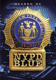 Nypd Blue Season 4 - (Region 1 Import DVD)