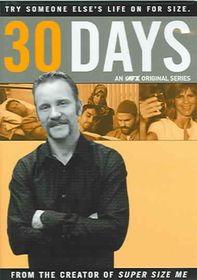 30 Days Season 1 - (Region 1 Import DVD)