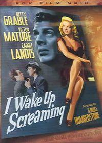 I Wake up Screaming - (Region 1 Import DVD)