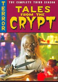 Tales from the Crypt:Third Season - (Region 1 Import DVD)