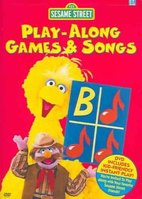 Sesame Street - Play-Along Games & Songs - (Region 1 Import DVD)