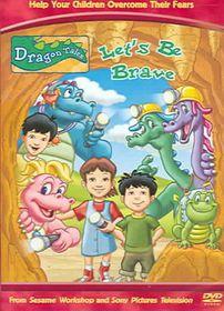 Dragon Tales:Let's Be Brave - (Region 1 Import DVD)