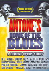 Antone's:Home of the Blues - (Region 1 Import DVD)