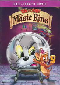 Tom and Jerry:Magic Ring - (Region 1 Import DVD)