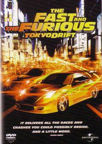 The Fast and the Furious: Tokyo Drift Part 3 (DVD)