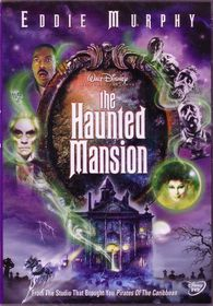 Haunted Mansion (DVD)