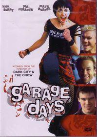 Garage Days - (DVD)